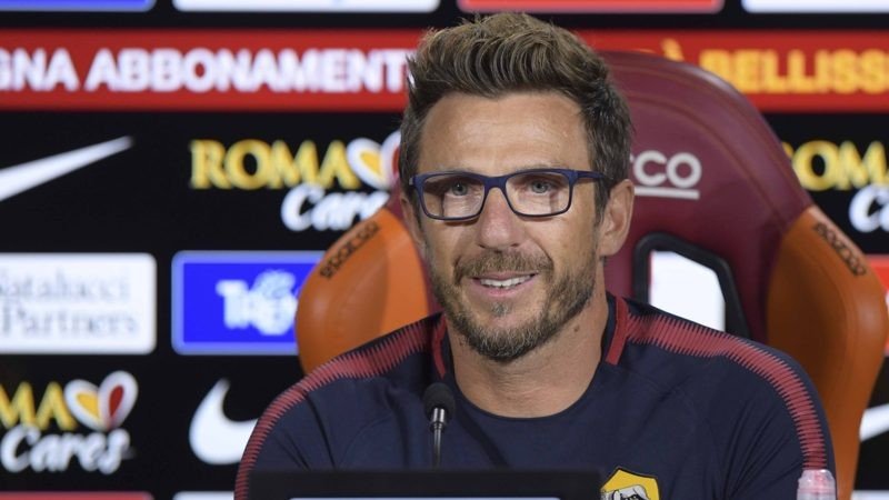 Di Francesco angry with Roma approach