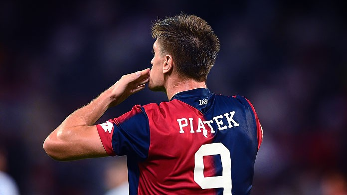 Unstoppable Piatek seals the points for Genoa as Bologna remain goalless