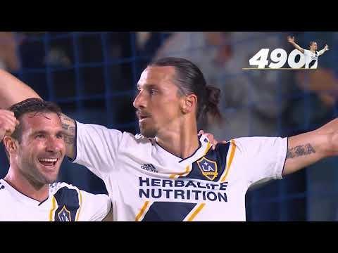 Countdown to 500: Every Zlatan Ibrahimovic goal in MLS