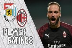 AC Milan Player Ratings: Higuain makes the difference again