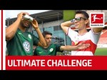 Brooks, Zieler & Co. - Crazy Glasses Challenge Compilation