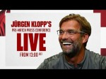 Jürgen Klopp's Southampton Press Conference