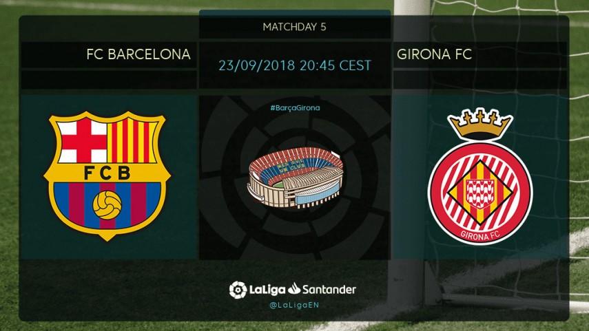 Barcelona Vs Girona Vivo