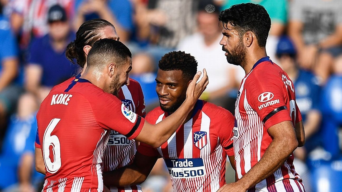 Link trực tiếp Atletico Madrid vs Club Brugge, 2h00 ngày 4/10 (Champions League 2018/19)