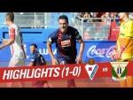 Resumen de SD Eibar vs CD Leganés (1-0)