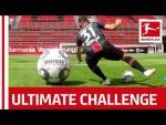 Volland's Goggle Fail - Bayer 04 Leverkusen's Crazy Glasses Challenge