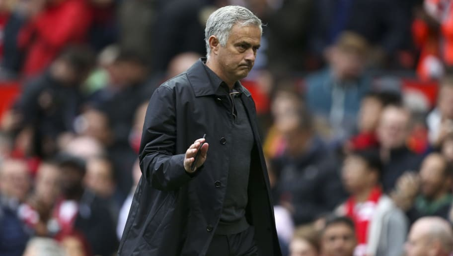 Jose Mourinho Warns Man Utd This Season Will Be 'Tough' After Rivals' Fast Starts