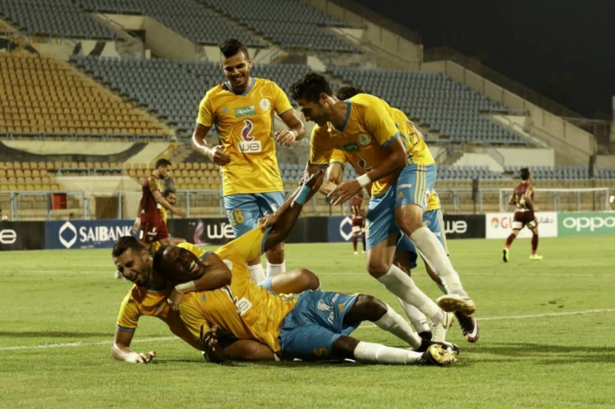 Ghanaian defender Richard Baffour scores as Ismaily beat ENPPI in Egypt league