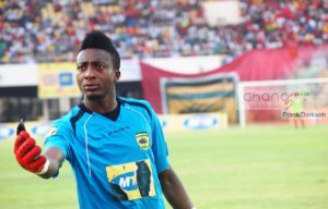 Kotoko goalie Felix Annan pleads with Normalization Committee for improved salaries for local based players