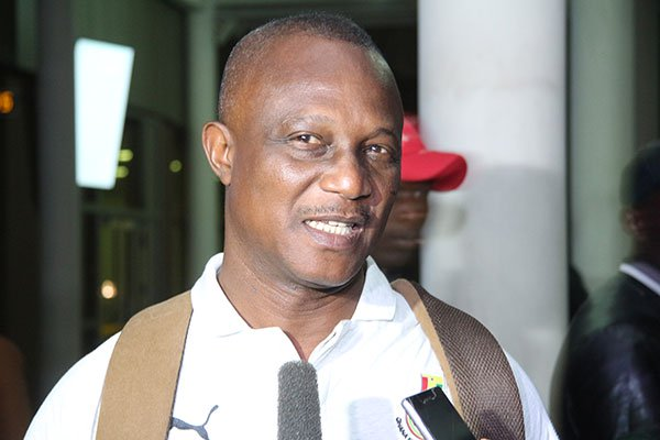 AFCON 2019 qualifiers: Ghana coach Kwesi Appiah counting on foreign-based stars to slay Ethiopia