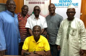 Ghana coach Kwesi Appiah makes GHC 10,000 donation to Retired Footballers Association