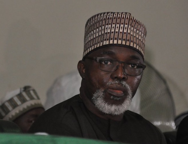 Re-elected NFF president Pinnick promises more focus on youth soccer