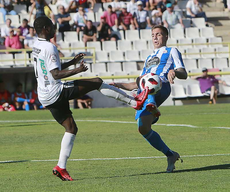 Yaw Annor scores debut goal for Burgos FC in Spanish third-tier