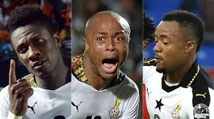 Ghana coach Kwesi Appiah announces decision to recall Ayew brothers, Asamoah Gyan for future matches