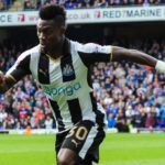Christian Atsu could return to Newcastle United squad to face Crystal Palace
