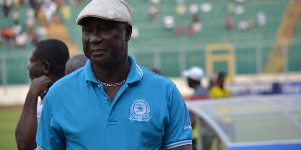 Legon Cities deny Coach Bashiru Hayford sack romours
