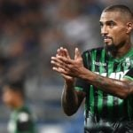 Sassuolo coach De Zerbi reveals in-form forward Kevin-Prince Boateng will be back from injury soon