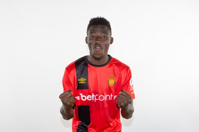 Ghanaian midfielder Baba Mohammed provides vital assist as Real Mallorca seal La Liga return