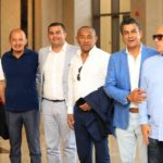 PHOTOS: CAF president Ahmad arrives in Sharm el-Sheikh for General Assembly