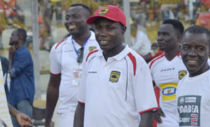 Kotoko PRO Lawyer Duku calls for massive support ahead of Ashantigold clash