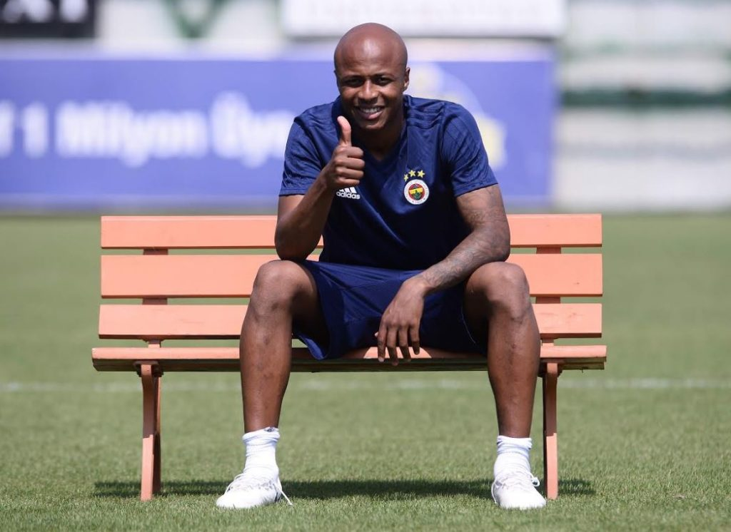 Andre Ayew has gone from being captain to frozen out by Kwesi Appiah, what is wrong