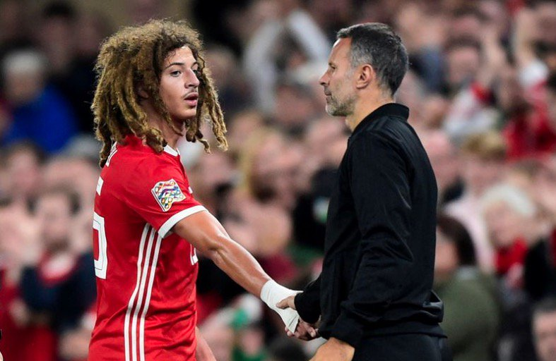 Wales boss set for talks with RB Leipzig over lack of game time for Ethan Ampadu
