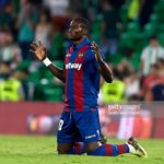 VIDEO: Raphael Dwamena hails brave Levante display in 2-2 derby draw with Valencia