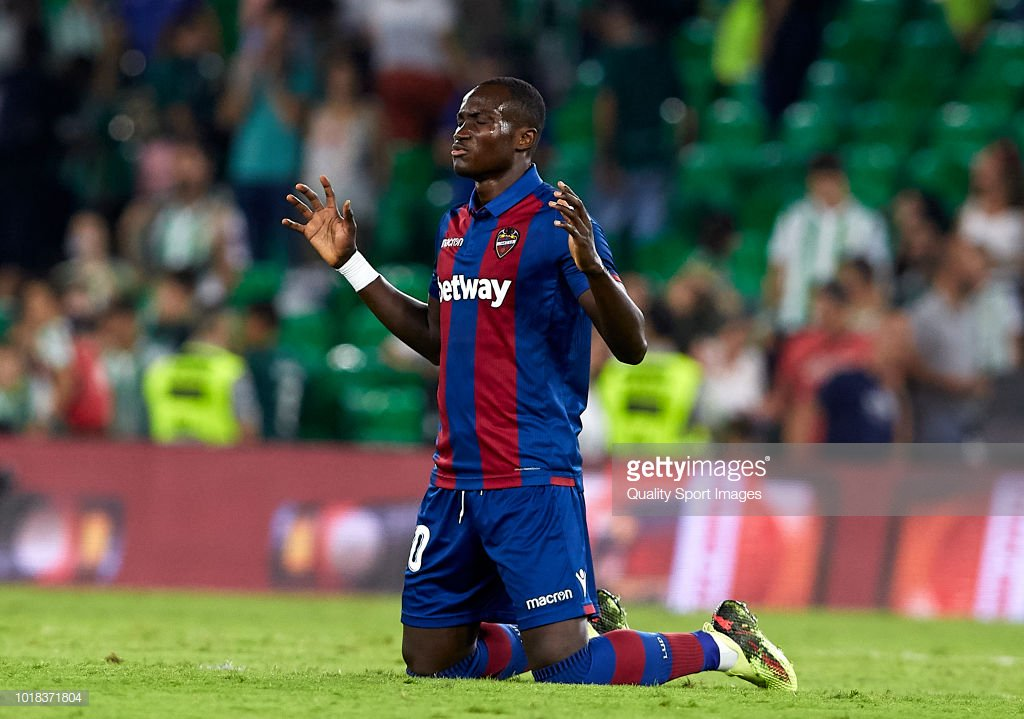 How Raphael Dwamena will benefit from Boateng's departure