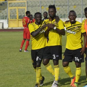 "Ashantigold defender Eric Donkor wants ""another game"" to settle scores with Kotoko"