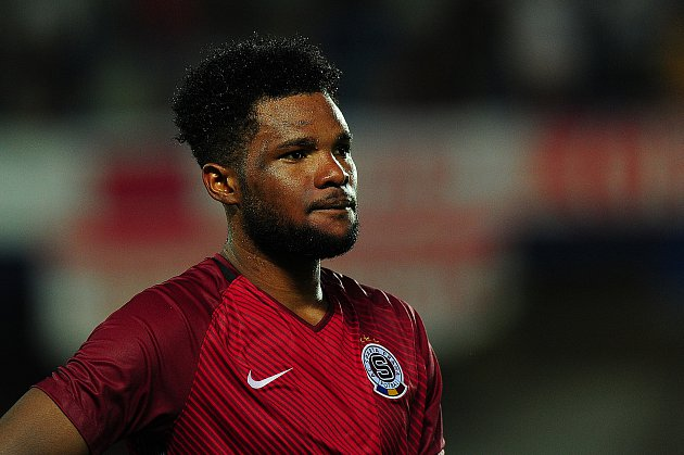 EXCLUSIVE: English clubs circle for in-form Sparta Prague striker Benjamin Tetteh