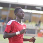 Inter Allies defender Fard Ibrahim joins Danish side Vejle Boldklub