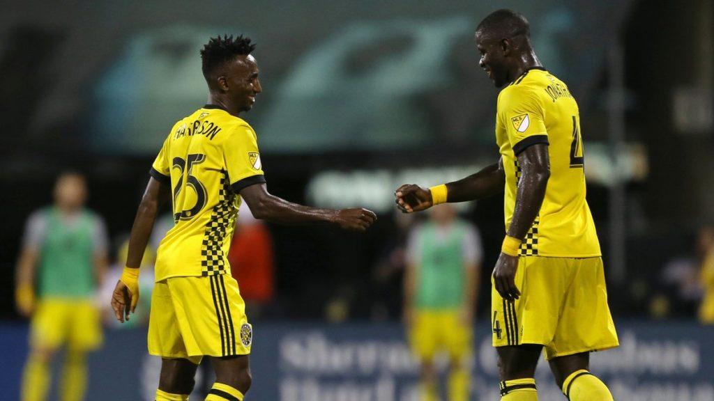 VIDEO: Ghana defender Harrison Afful scores belter to inspire Columbus Crew comeback win in MLS