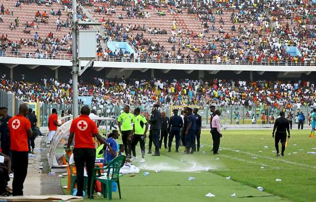 Court grants seven Hearts of Oak fans bail after Baba Yara Stadium rampage