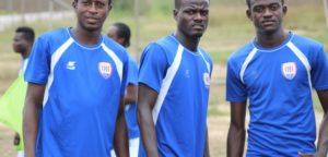Inter Allies break players from camp after Ghana Has Talent tournament