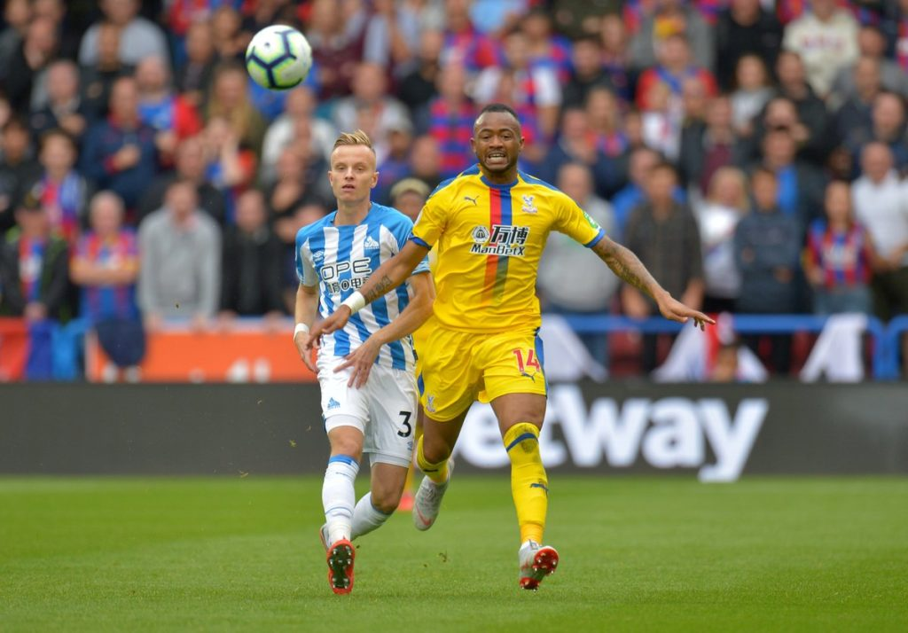 Crystal Palace chairman Steve Parish urges striker Jordan Ayew to step up