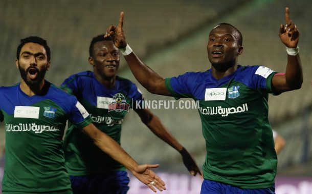 Ghanaian star John Antwi on verge of smashing Papa Arko goal scoring record in Egypt