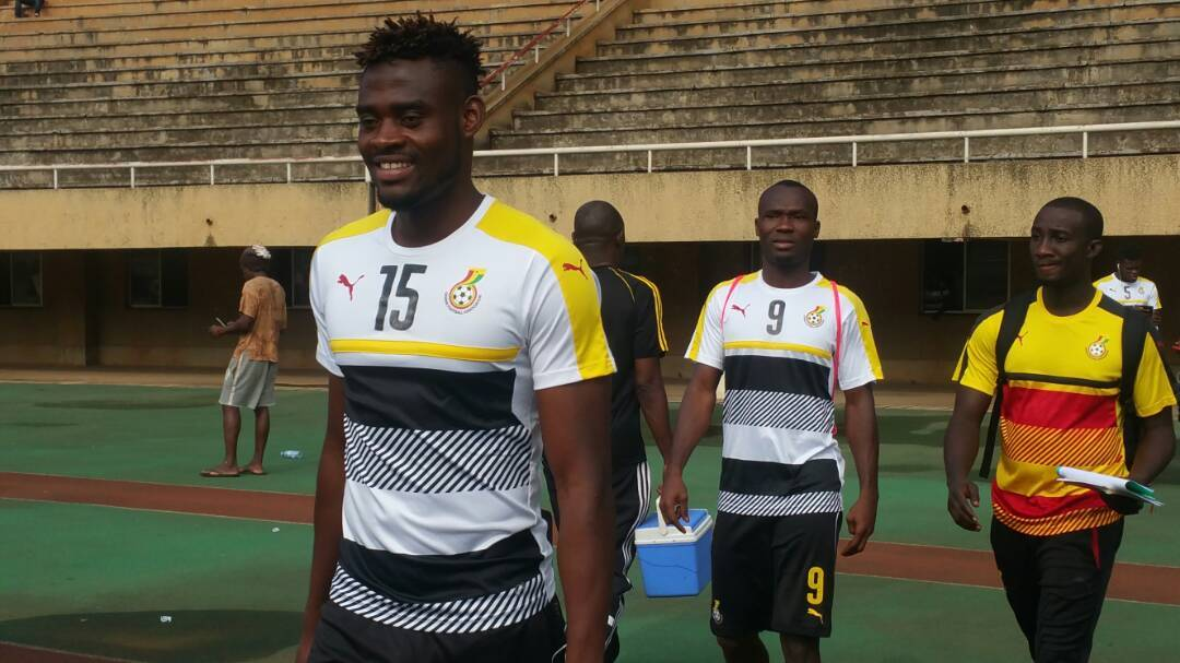 2019 Africa Cup of Nations: Black Stars will get better as competition heats up - Kasim Nuhu