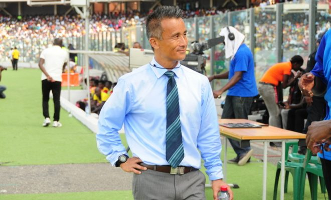 Division One League: Kenichi Yatsuhashi returns to Ghana as head coach of Akosombo-based Krystal Palace