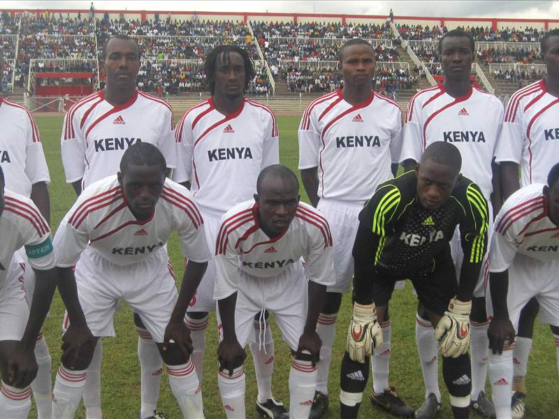 Kenya foreign-based players to join squad today for Ghana game