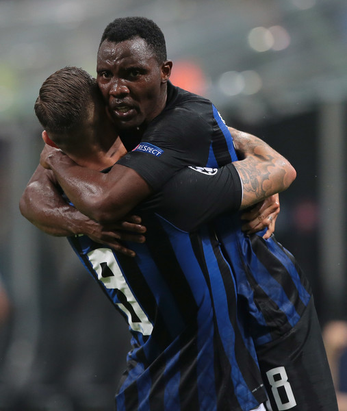 Kwadwo Asamoah already making waves at new club Inter Milan