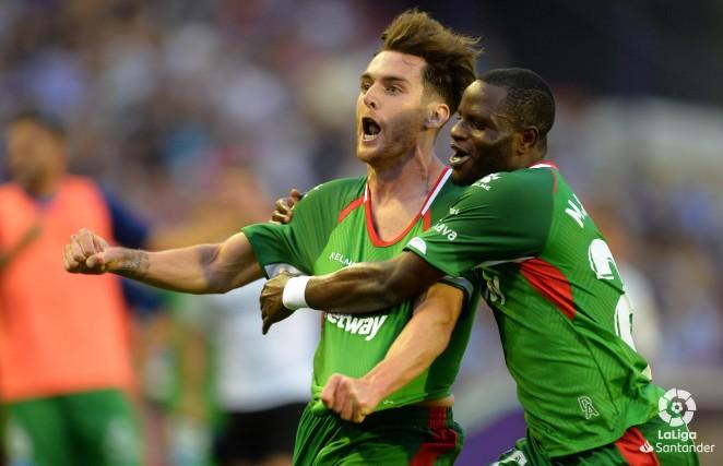 Ghana midfielder Mubarak Wakaso stars again as Deportivo Alaves thrash Rayo Vallecano in LaLiga