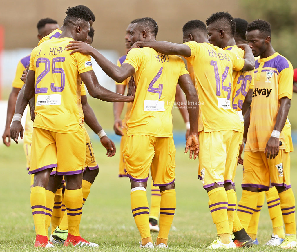 Special Competition: Bechem United 1-0 Medeama - Mauves beaten on the road