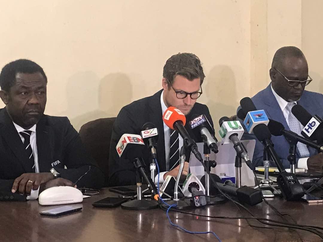 """""""Football will work again"""" - Lawyer Duah Adonten assures Ghanaians"""