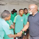 Nigeria U17 to embark on Qatar training tour after defeating Ghana in WAFU final