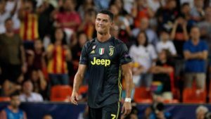 Kevin Prince Boateng shocked over Ronaldo's red card in Valencia- Juventus UCL clash