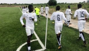 Black Starlets forward Samson Agyapong credits teammates for MVP award in Ivory Coast win