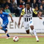 VIDEO: Samuel Tetteh nears full-fitness as on-loan LASK Linz striker starts ball work