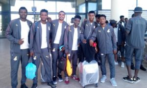 Ghana U-20 team to begin camping in November ahead of Africa Youth Championship