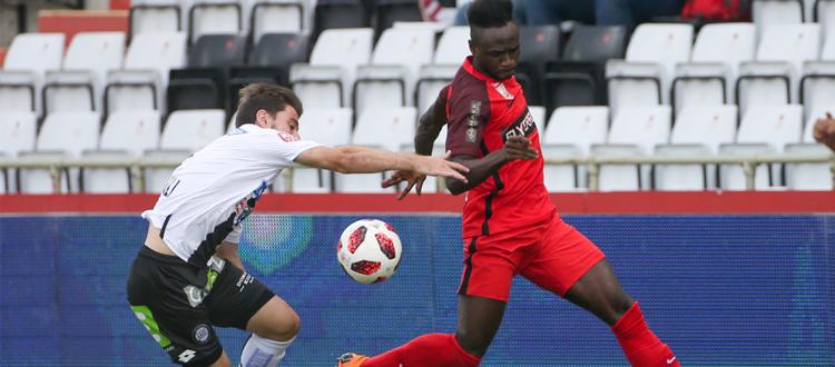 Ghanaian striker Seth Painstil scores again as Admira beat Wacker in Austria