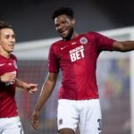 Sparta Prague star Benjamin Tetteh hits BRACE to tally five league goals in Czech Republic